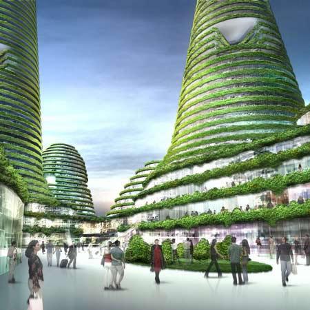 Les logements dans un immeuble «vert» valent plus chers.