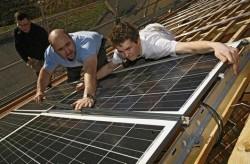 Les aides financières pour les panneaux photovoltaïques